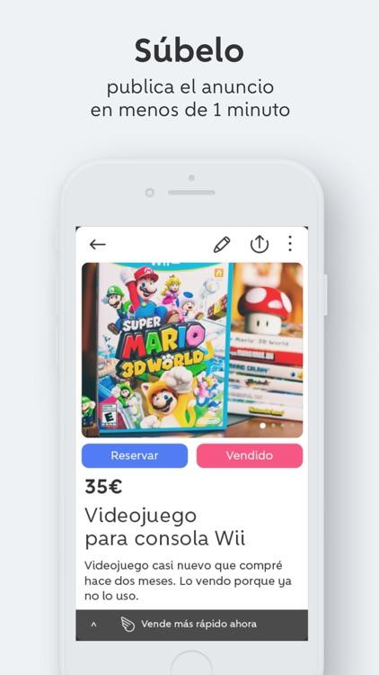 Wallapop - Compra y vende screenshot-4