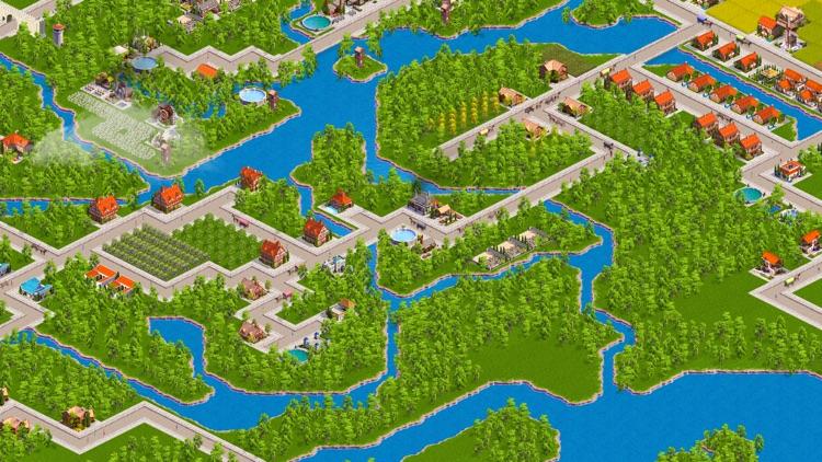 Designer City: Empire Edition screenshot-6
