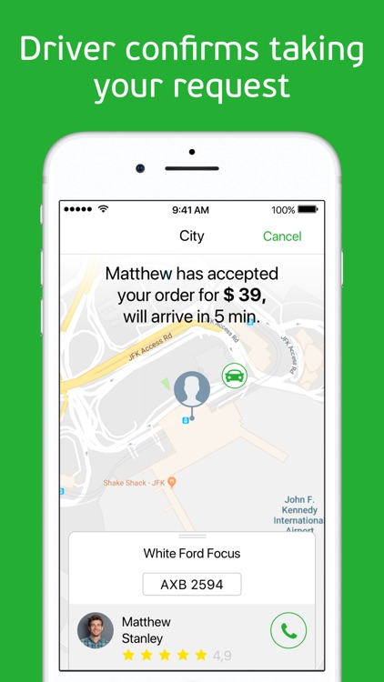 inDriver: Offer your fare screenshot-3