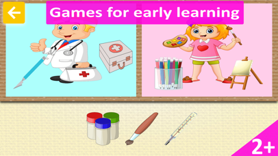 Screenshot for Baby Games for 1-5 year old in United States App Store