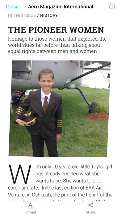 Aero Magazine InternationalScreenshot of 3