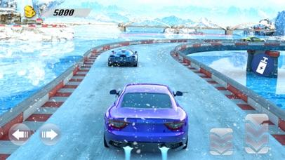 Extreme Snow Car Winter Drive screenshot 1