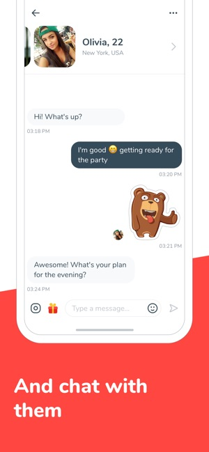 LovingA – Chat, Meet and Date on the App Store