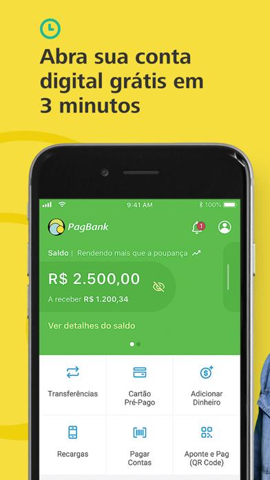 PagBank - PagSeguro screenshot one