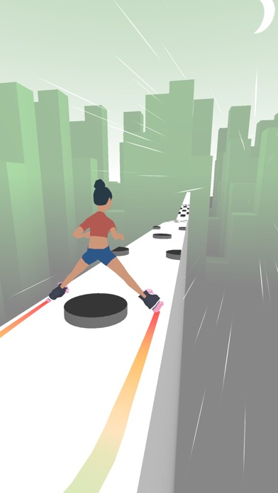Sky Roller - Fun runner game screenshot 3
