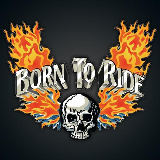 Born To Ride Motorcycle Media
