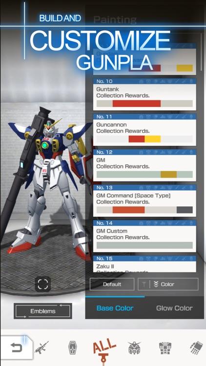 GUNDAM BATTLE: GUNPLA WARFARE screenshot-4