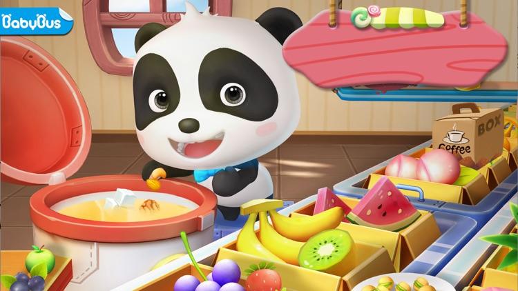 Candy Factory-Super Panda Game screenshot-0