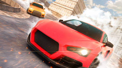 Extreme Car Driving City Sims screenshot two