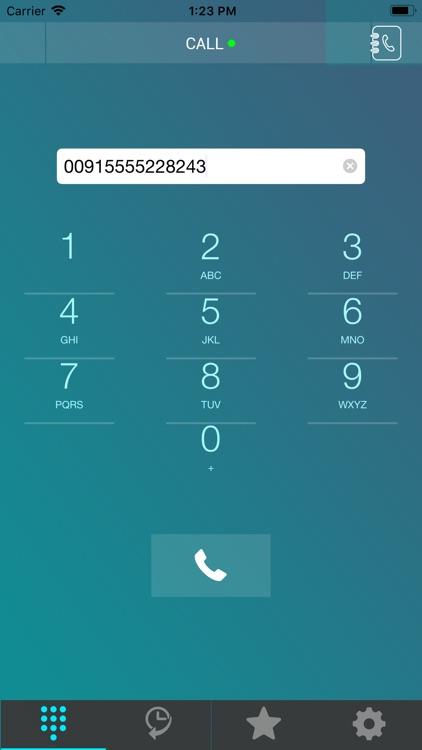 Five Card Dialer screenshot-0