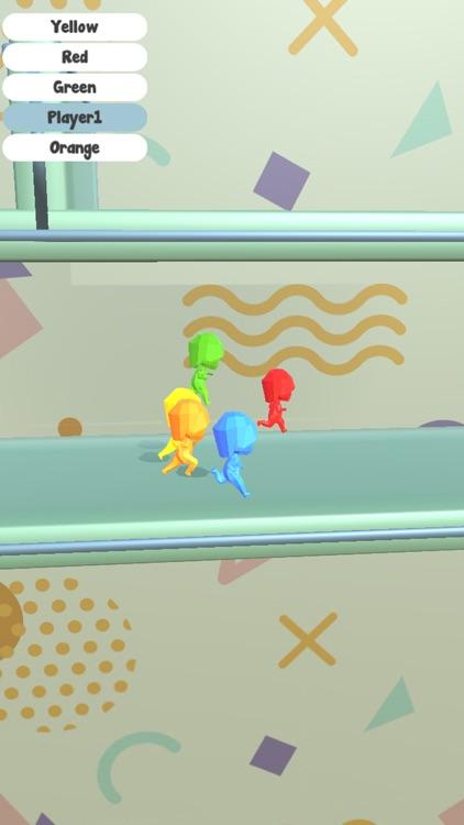 Cartoon Run Race 3D