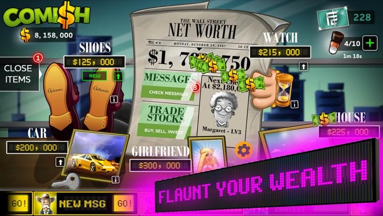 Comish: Stock Market Simulator screenshot-7