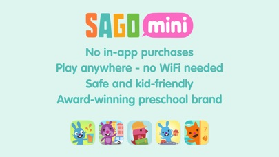 Sago Mini Village screenshot 6