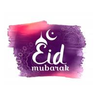 Stiker Ucapan Idul Fitri