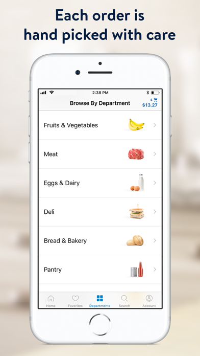 download Walmart Grocery Shopping apps 5