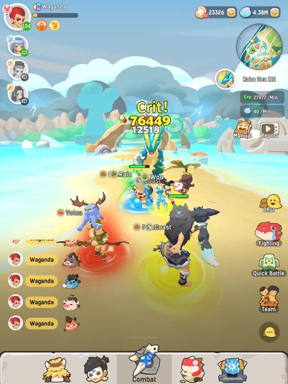 Ulala: Idle Adventure screenshot 8
