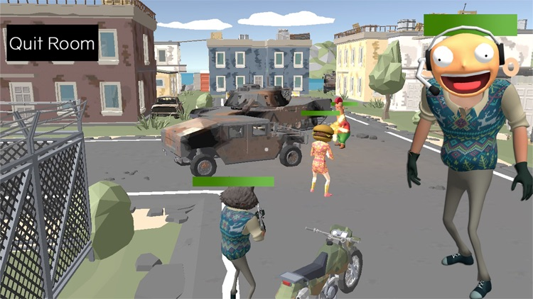 GARRY'S MOD MOBILE EDITION screenshot-3