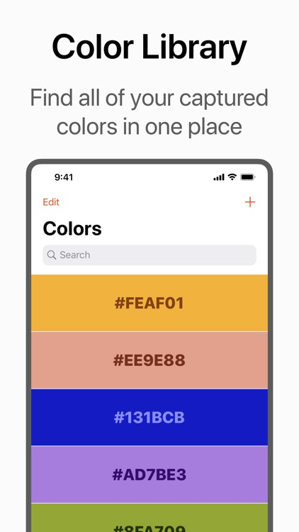Colordrop: Color Picker screenshot-3