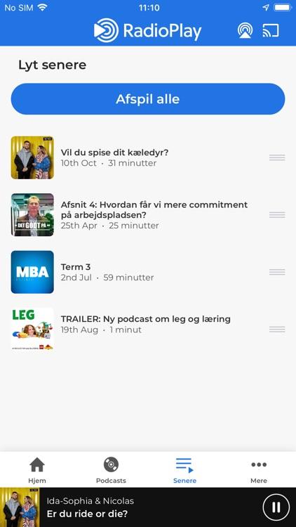 RadioPlay DK screenshot-4