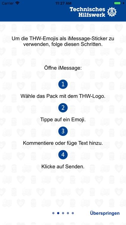 THW Emoji-App