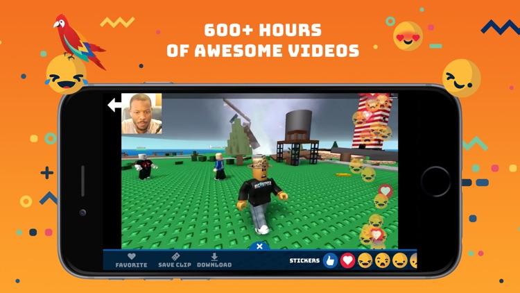 Gaming Videos for Kids screenshot-0