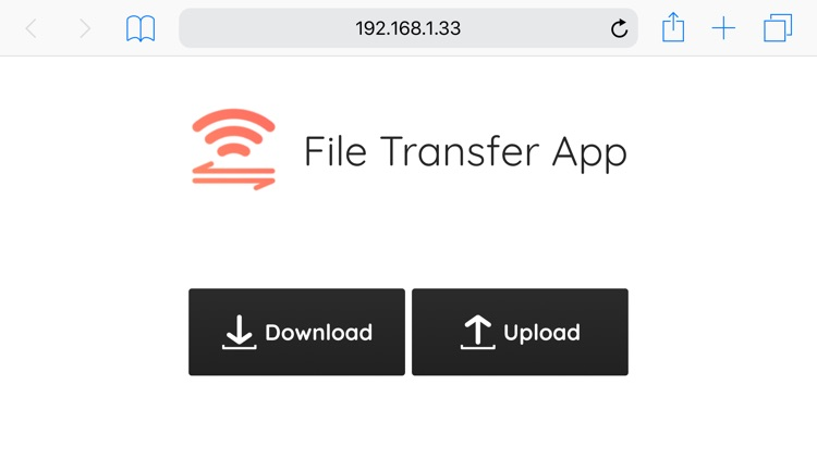 File Transfer App screenshot-6