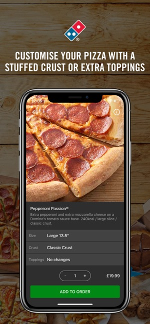 Domino's Pizza on the App Store