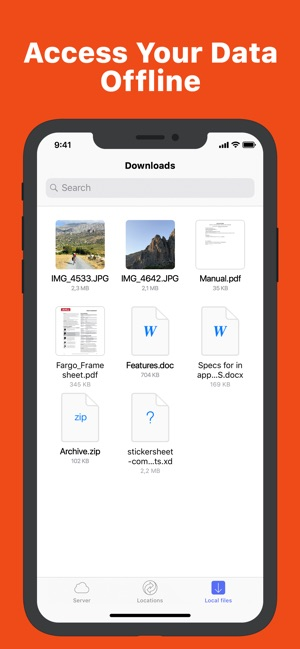 GoodSync Explorer on the App Store