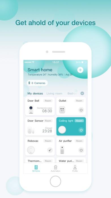 Mi Home - xiaomi smarthome for Windows