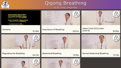 Qigong Breathing Video Lesson screenshot three