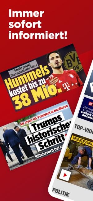 Bild Zeitung Von Heute Lesen