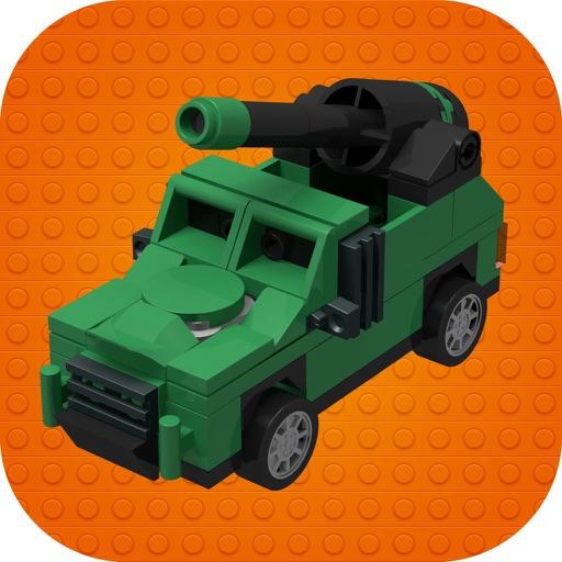 Brick Junior: Fighting Vehicle