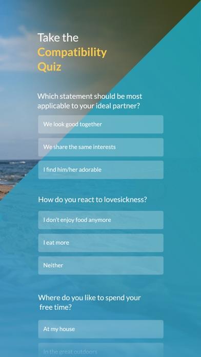 eharmony - Online Dating App Screenshot