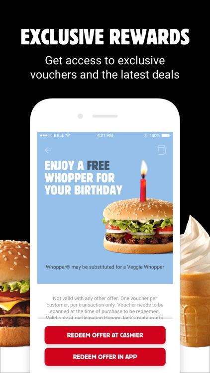 Hungry Jack's® Shake & Win screenshot-4