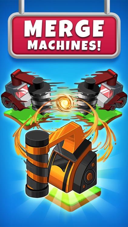 Merge Tycoon - Idle Game screenshot-4