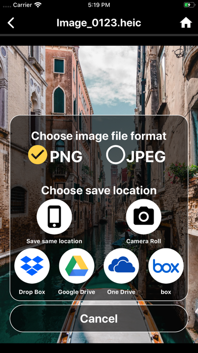 Image-Format Converterのおすすめ画像3