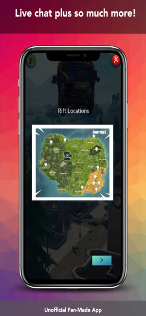 Location Picker for Fortnite on the App Store