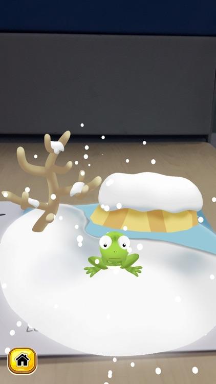 Croak! I Am a Frog AR