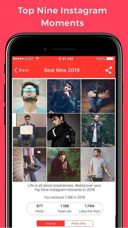 Best Nine 2019 For Insta
