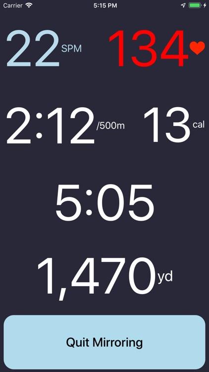 RowingCoach screenshot-3