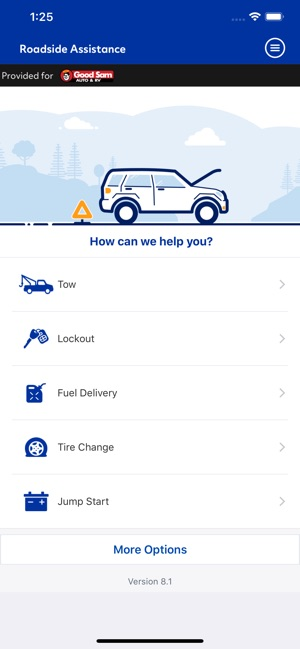 Good Sam Roadside Assistance on the App Store