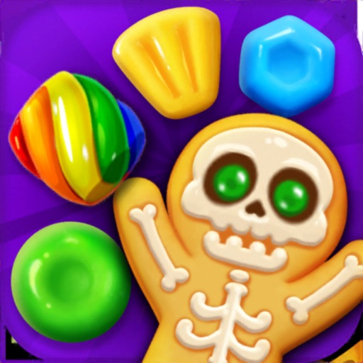 Spooky Cookie Party
