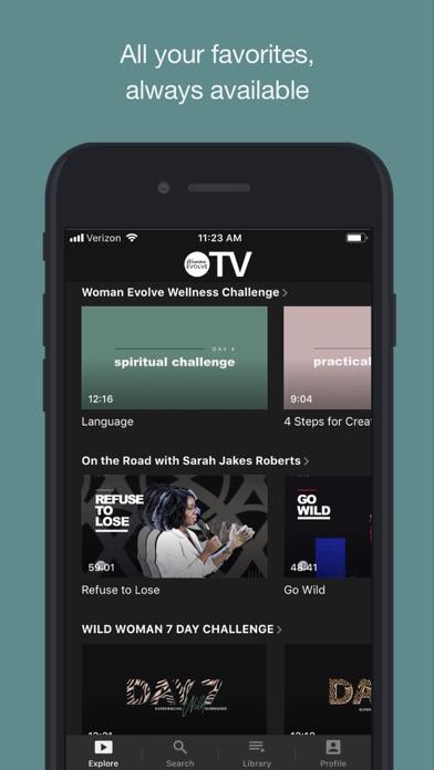 点击获取Woman Evolve TV