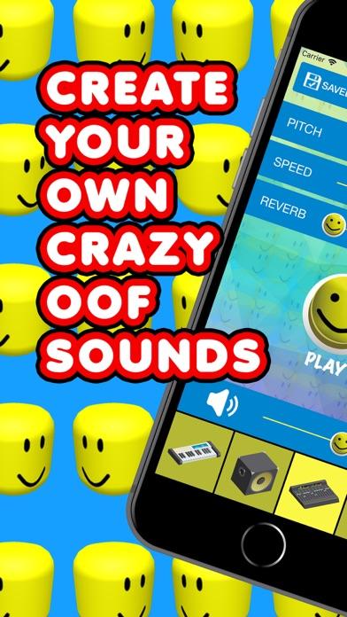 Oof Soundboard for Robuxy ComScreenshot of 1