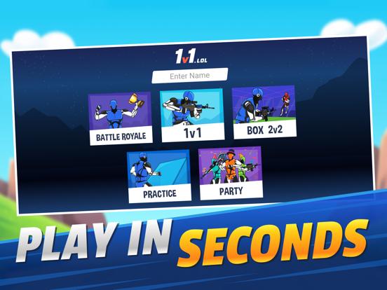 1v1.LOL - Build Battle Royaleのおすすめ画像3