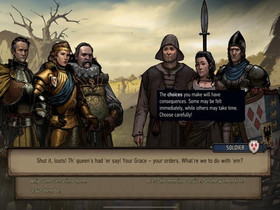 Thronebreaker screenshot 12
