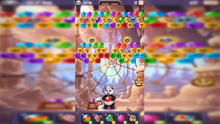 Panda Pop! Bubble Shooter Game screenshot-9