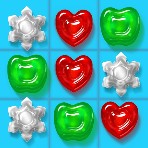 Gummy Drop! Match 3 Puzzles