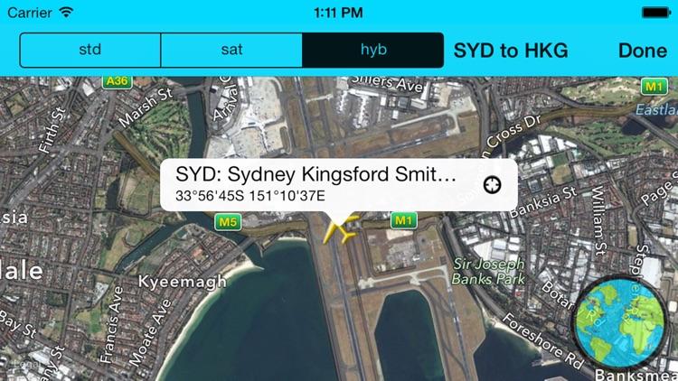 Airport Distance screenshot-3