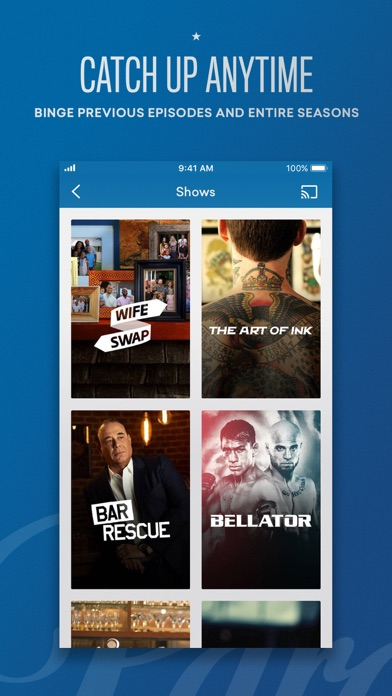 Paramount Network by Paramount Network (iOS, United States